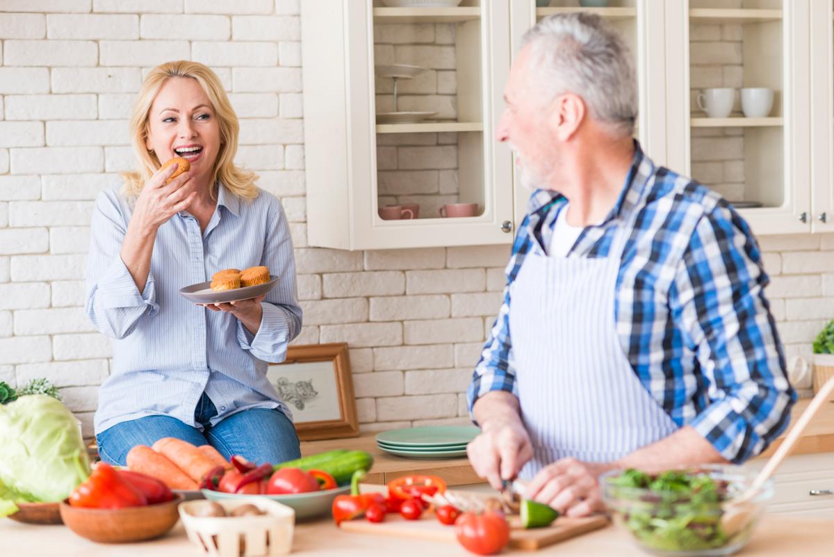 Ernährungsberatung Wechseljahre